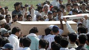 Ahmadiyya Funeral Rabwah