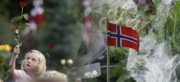 Muslim Community prays for victims of Norway attacks
