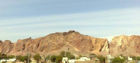 Buddhist ruins found near Rabwah