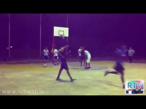 Eid ul Fitr friendly basketball match