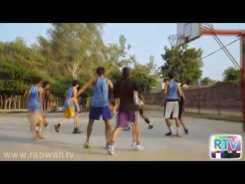 All Rabwah Basketball Tournament Final 2011