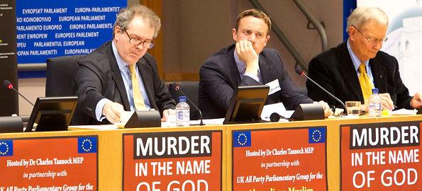 EU Parliament – Murder in the Name of God