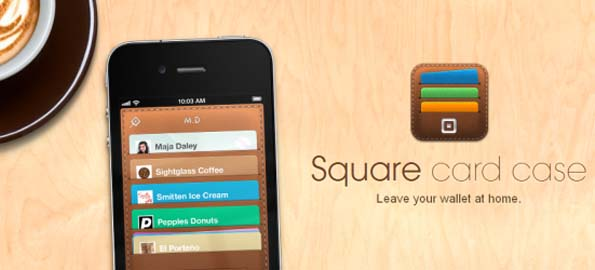 Mobile Payments: Square's Card Case iPhone app