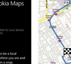 Windows 7 Phone users to get free Nokia Maps