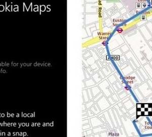 Windows 7 Phone users to get free Nokia Maps