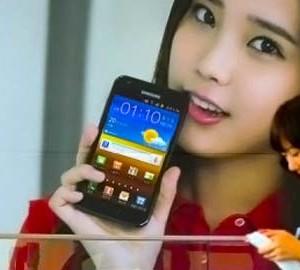 Smartphones takeover Seoul