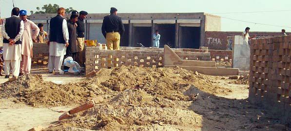 29 Ahmadi graves desecrated in Dunyapur
