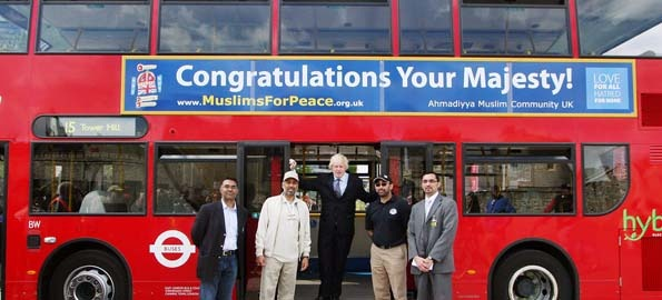 For Queen and Country Muslims Go the Extra Mile