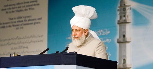 Khalifa of Islam to Visit United States