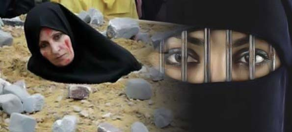 Saudi Arabia to its women: Drop dead
