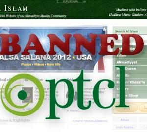 Pakistan blocks Ahmadiyya community's website