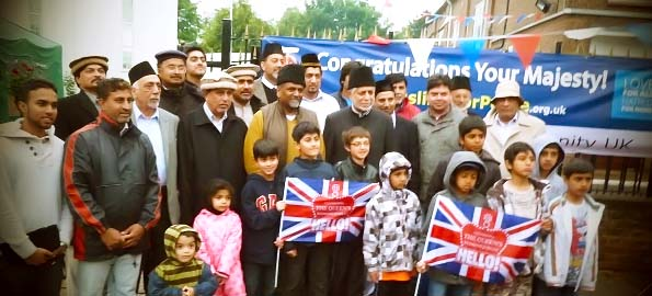 Ahmadi's in UK call for urgent action against hate