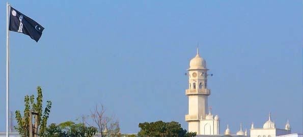 Ahmadis arrive in India for 121st annual convention