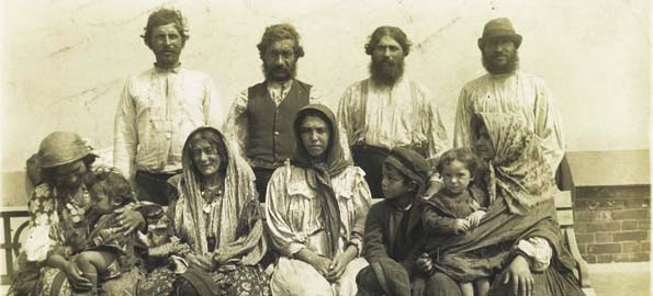 Origin of Romani traced to India