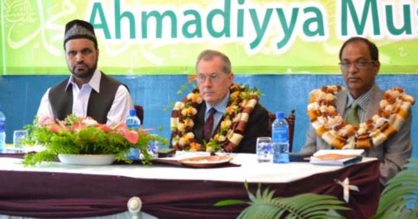 Ahmadiyya Fiji Anthony Gates
