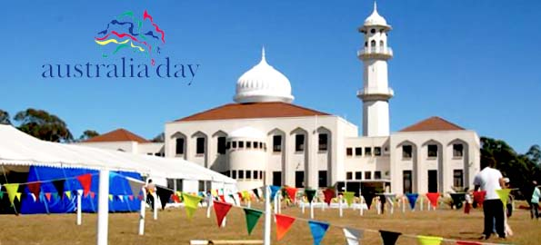 Ahmadis prepare for Australia Day celebrations