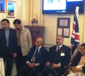 Pakistan High Commission London hosts event 'Remembering Dr Abdus Salam'