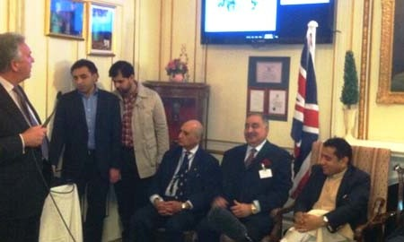 Pakistan High Commission London hosts event 'Remembering Dr Abdus Salam'