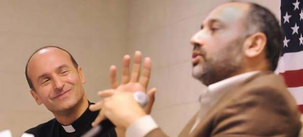 Oshkosh Interfaith event brings Catholic & Muslim leaders together
