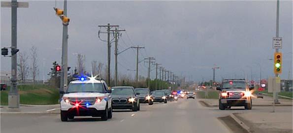 Khalifa of Islam arrives in Calgary