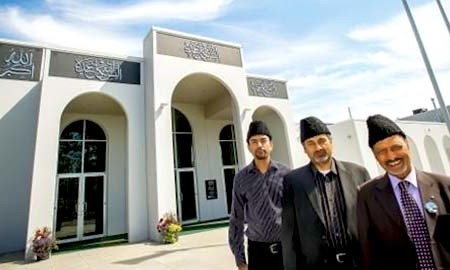 New Mosque aims to change perception of Islam in British Columbia