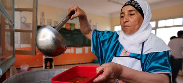 Algerians protest against mandatory fasting