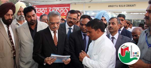 Quran's Punjabi translation top seller at the Chandigarh Book Fair