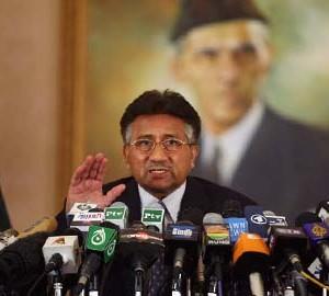 A man of Pakistan – Pervez Musharraf