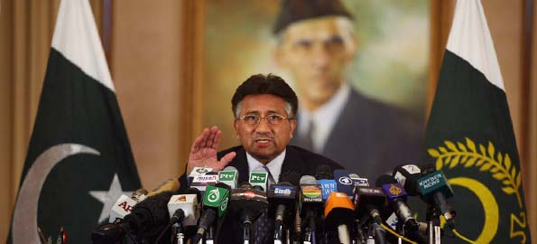 A man of Pakistan - Pervez Musharraf