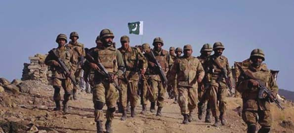 Pakistan Army rejects TTP's allegations