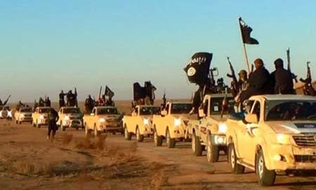 Khalifa of Islam condemns ISIS and calls its actions act of 'unislamic terror'