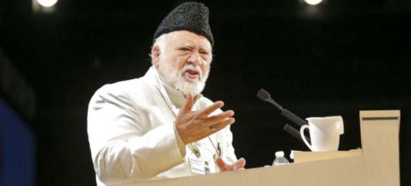 Ahmadi leader brings message of peace at speech in Mississauga