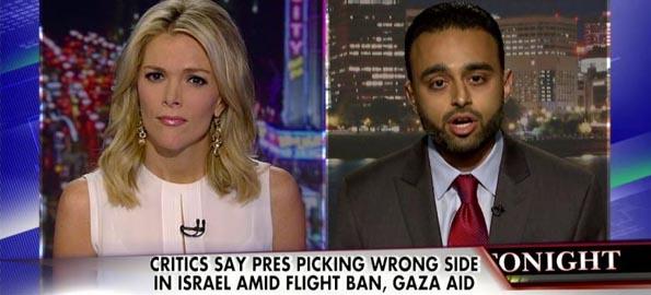 Israel-Palestine conflict: Fox News' Megyn Kelly takes on Ahmadiyya Spokesperson
