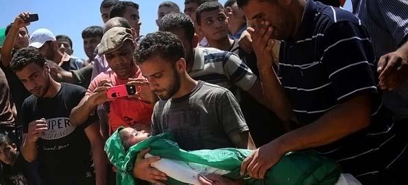 Israel-Gaza air assaults kill over 100 Palestinians
