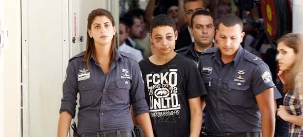 American teen beaten by Israeli Police and held without charge