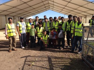 Jalsa Salana UK Volunteers