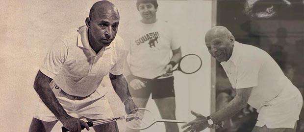 Pakistani Squash legend Hashim Khan dies