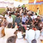 Ahmadiyya Muslim Relief Camp Rabwah Floods