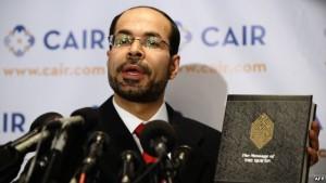Council on American-Islamic Relation (CAIR) National Executive Director Nihad Awad