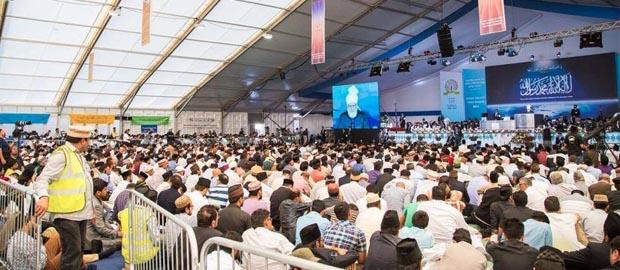 Thousands attend International Muslim Convention in UK