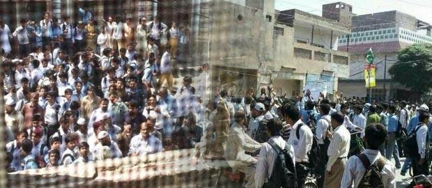 Pakistani mob attacks Ahmadiyya Mosque in Okara