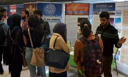 York University Ahmadiyya Muslim student group targets extremist views