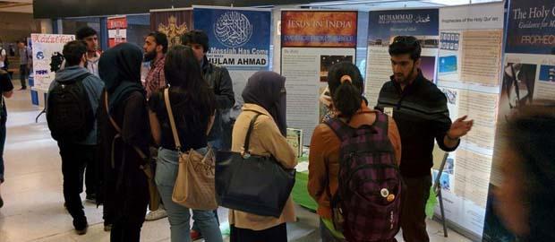 York University Ahmadiyya Muslim student group targets extremist views