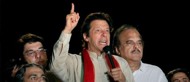 Imran Khan backs off statement that he will make Ahmadi economist his Finance Minister