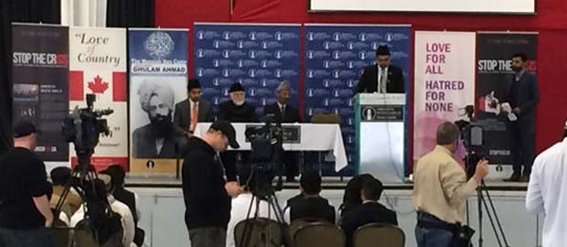 Ahmadiyya Muslims launch campaign to stop homegrown terrorism
