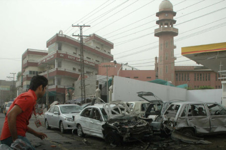 Pakistan court sentences men to death for 2010 Ahmadiyya Mosque attack