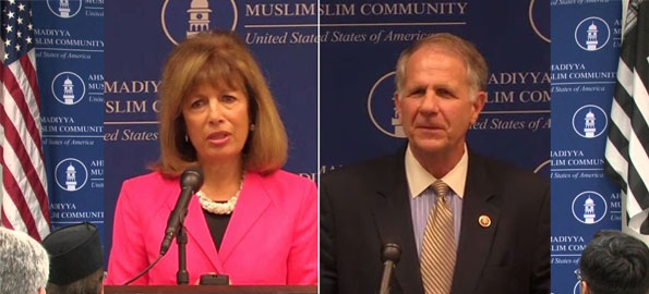 Bipartisan Ahmadiyya Muslim Caucus re-launched for 114th United States Congress