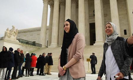 Ahmadiyya Muslim Community USA Celebrates Supreme Court's Ruling on Hijab in the Workplace