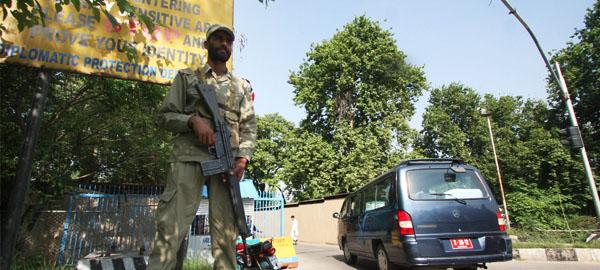 US Embassy employee gunned down in Pakistan