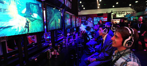 Video-gamers to be tested for performance enhancing drugs